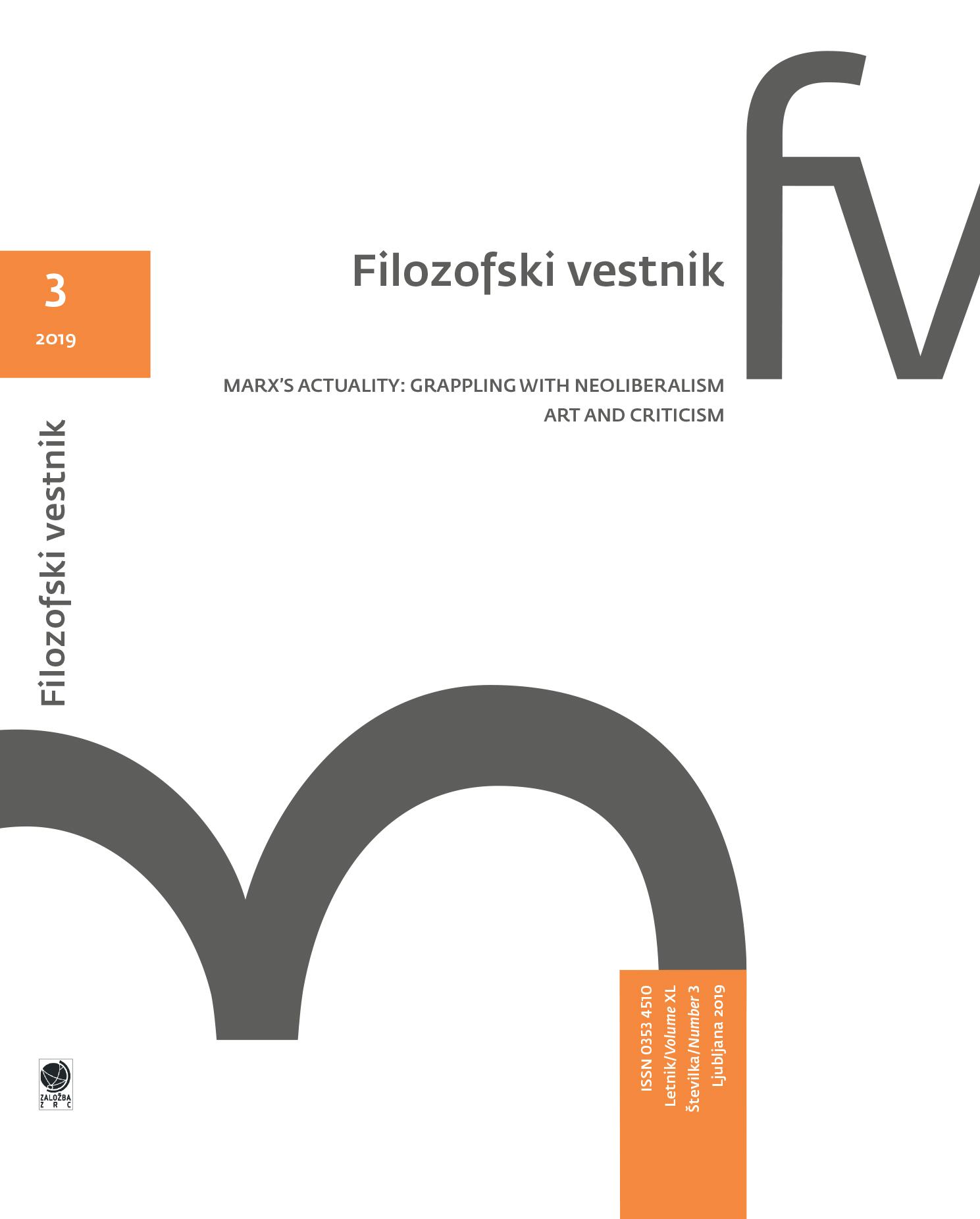 Film Philosophy And Intercultural Film Criticism Filozofski Vestnik